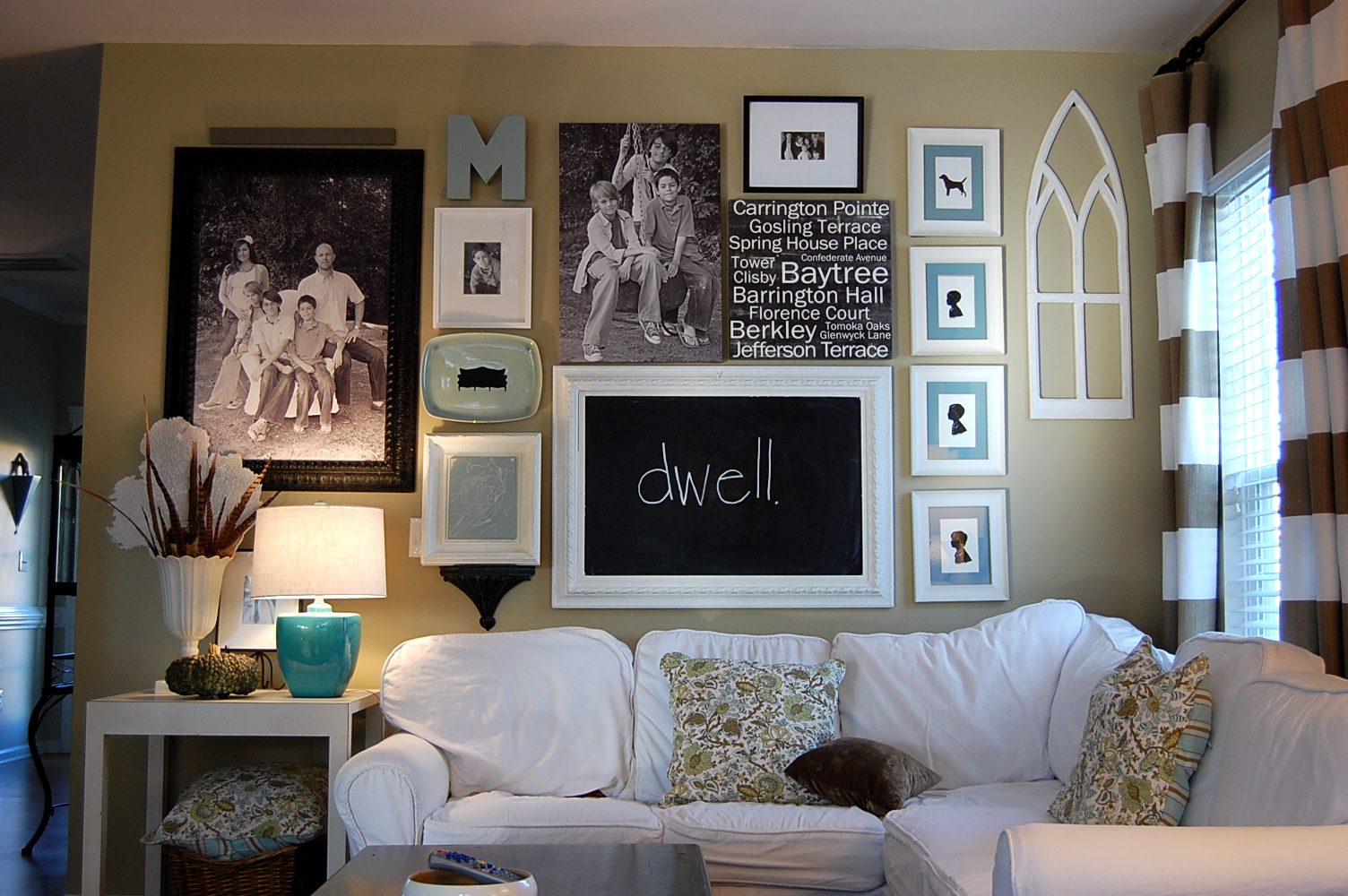 Photo wall ideas that you should try now for How do you get into interior design