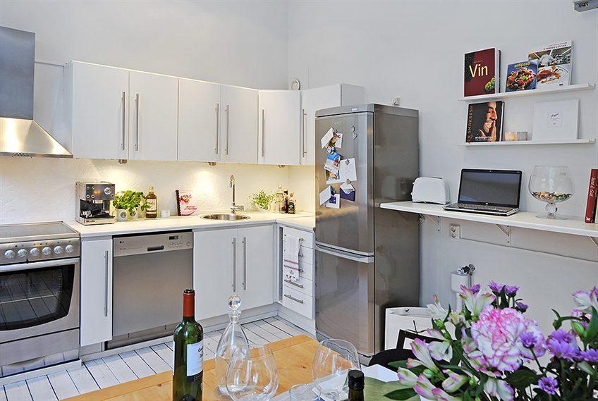 Elegant furniture small kitchen design ideas