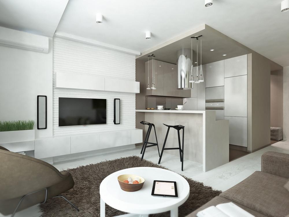 Functional small kitchen design ideas - Modern kitchen design