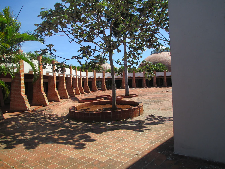 National Arts Schools Havana - Modern architecture buildings