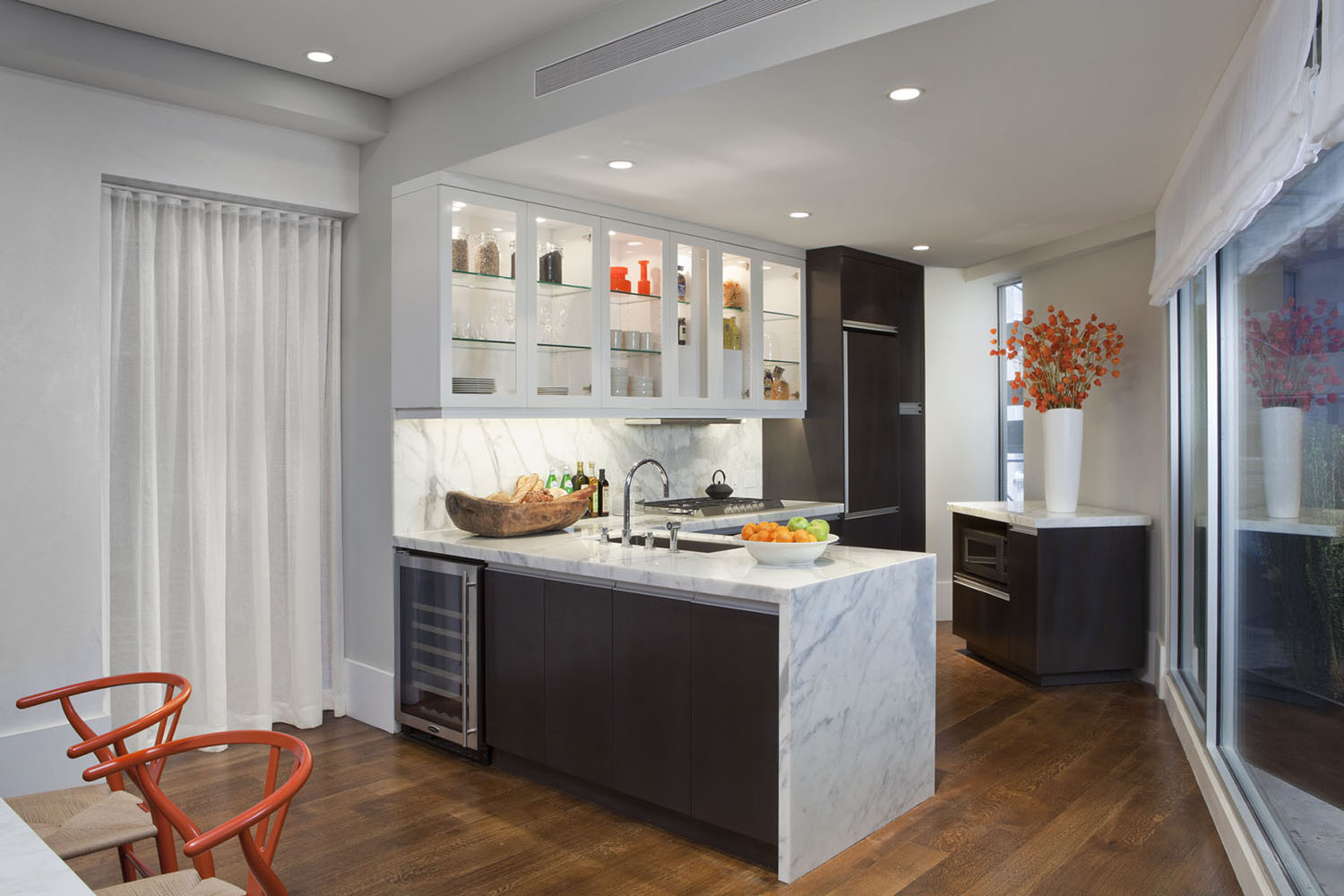 Park Avenue - Small kitchen design ideas