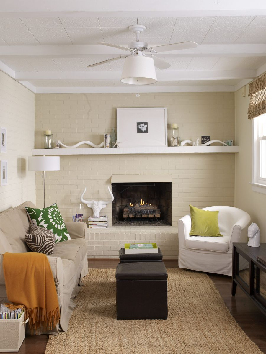 Bright Living Room Design Ideas