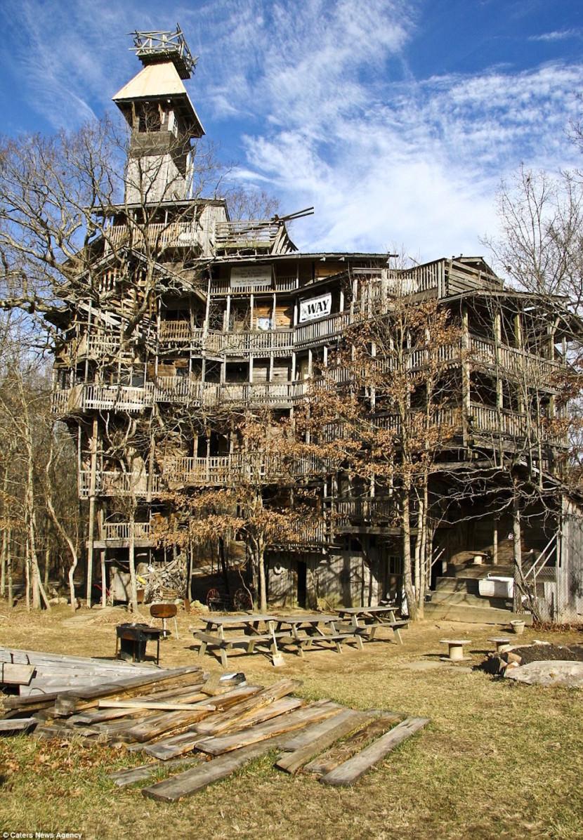 Five-Story Tree House 2