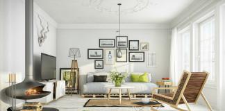 Bright Living Room Design Ideas