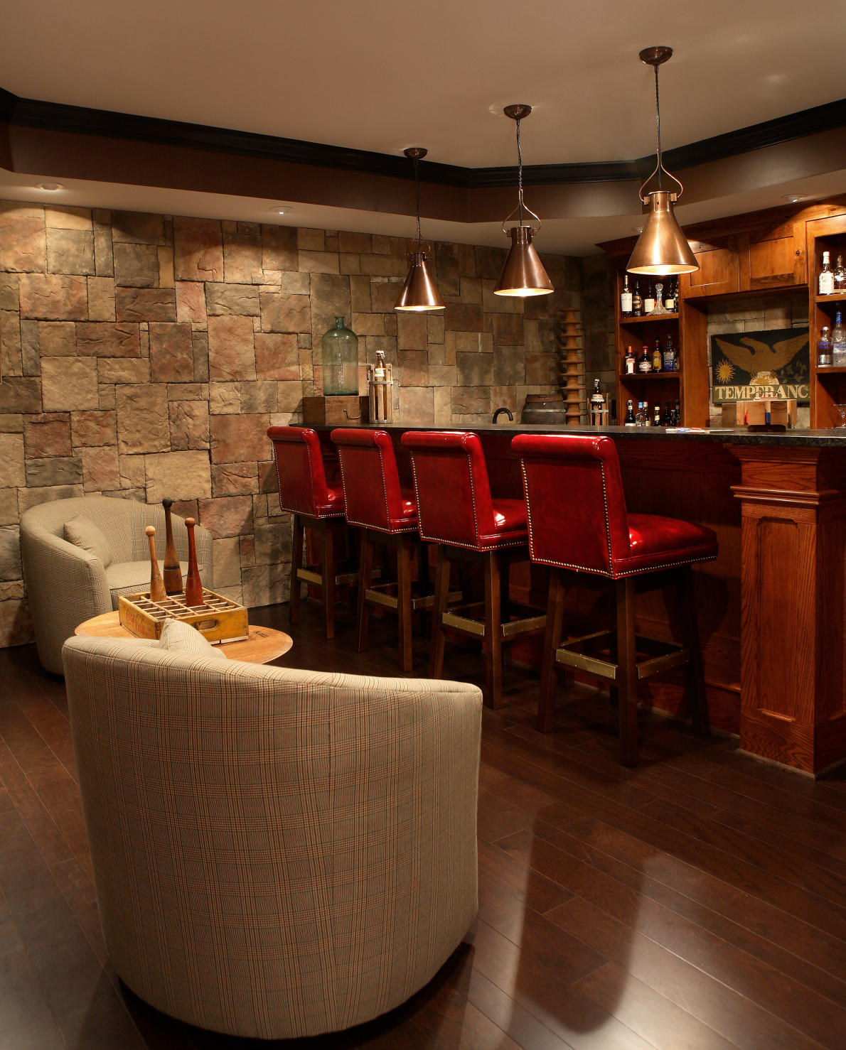 Man Cave Drinks Bar : Man cave ideas for your ultimate home redecoration