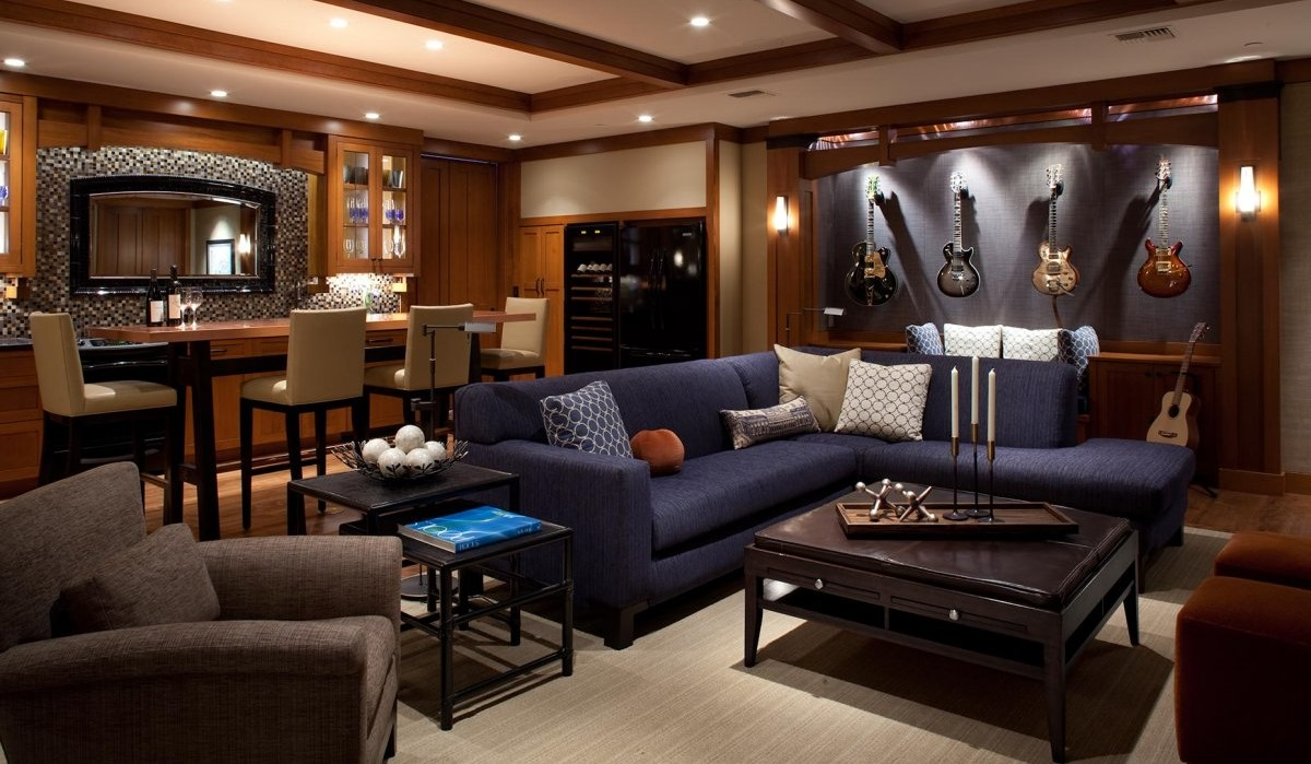 Man Cave Ideas For Your Ultimate Home Redecoration