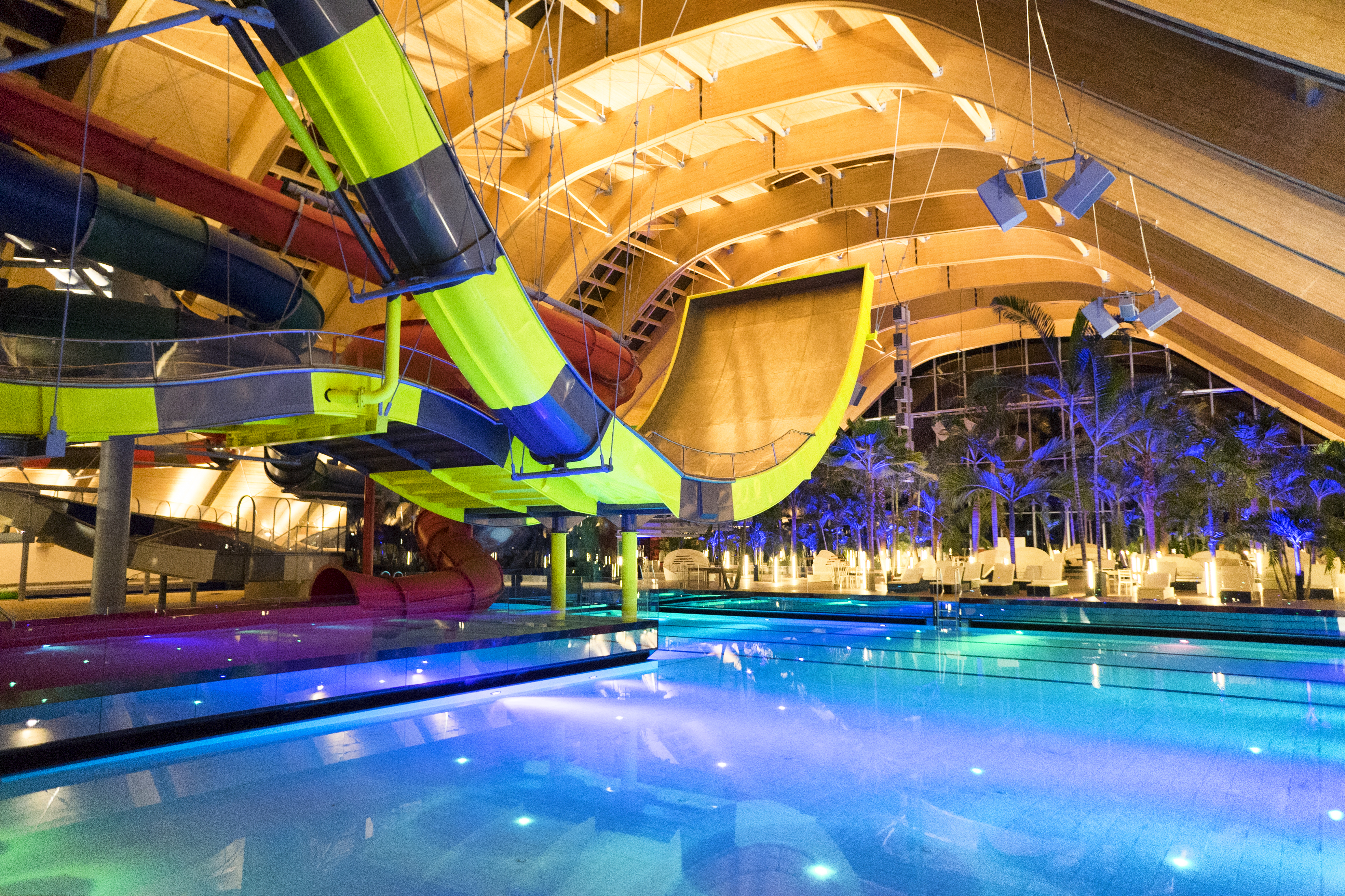 Therme Bucharest Is The Most Luxurious Thermal Spa In Eu