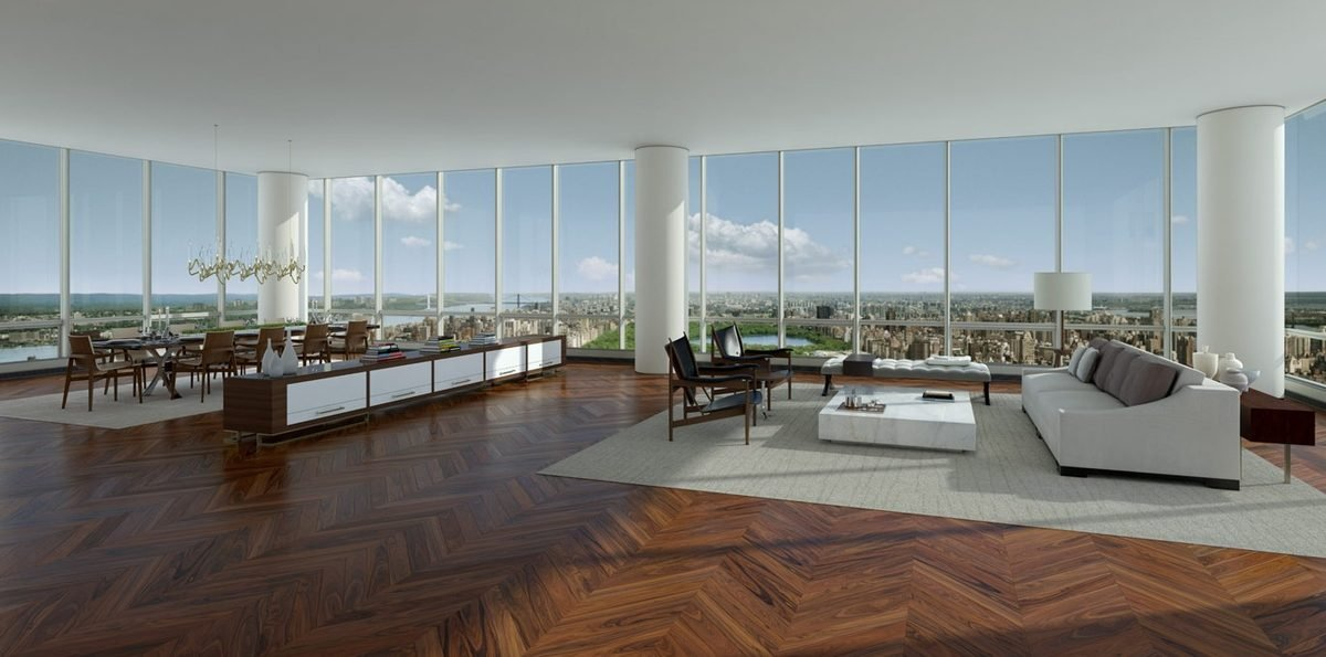 This Is What A 100 Million Penthouse From New York Looks